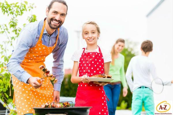 Donatieactie barbecue vaderdag