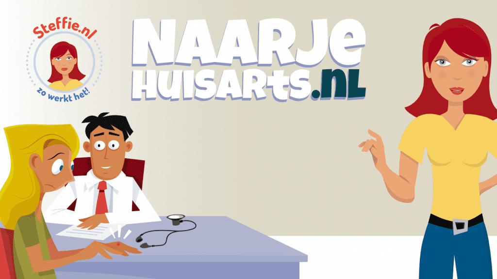 Naarjehuisarts.nl bereid mensen met een verstandelijke beperking voor op hun huisartsbezoek