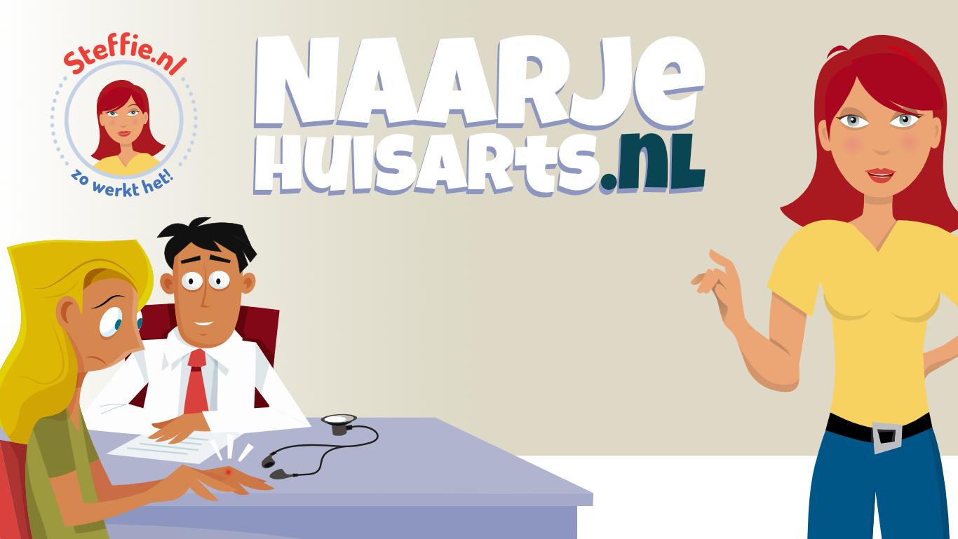 Naarjehuisarts.nl tool die mensen met een verstandelijke beperking voorbereidt op huisartsbezoek