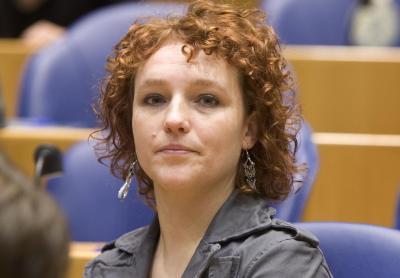 Renske Leijten, politicus SP