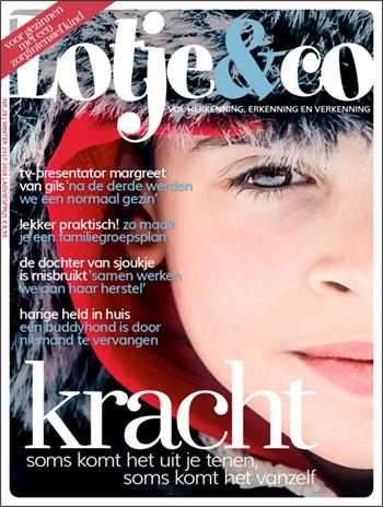 Magazine Lotje&Co: voor ouders met een zorgintensief kind