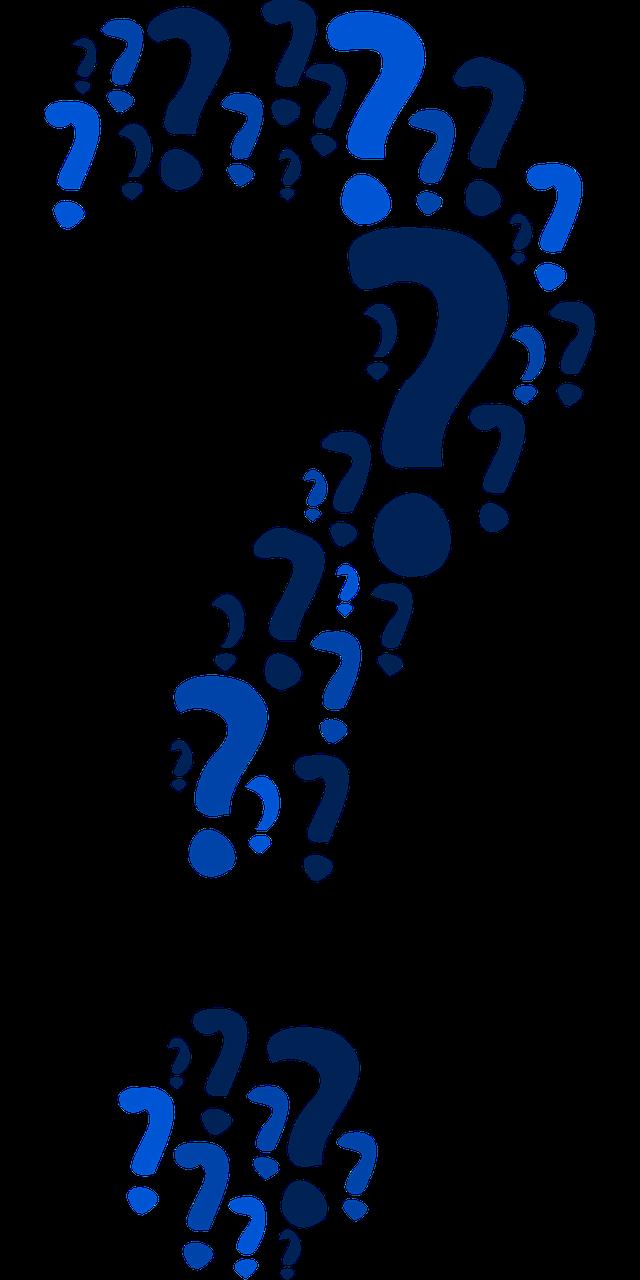Vraagtekens