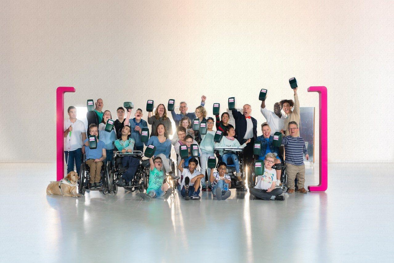 Alle doelgroepen van HandicapNL