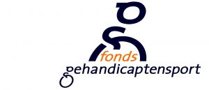 Logo Fonds gehandicaptensport