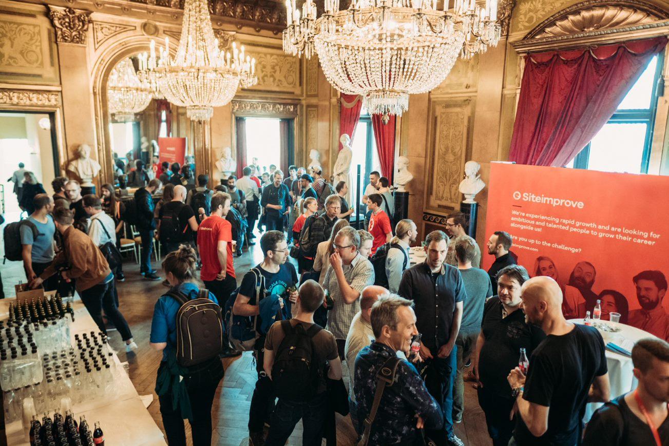 Deelnemers presentatie over toegankelijkheid van je website