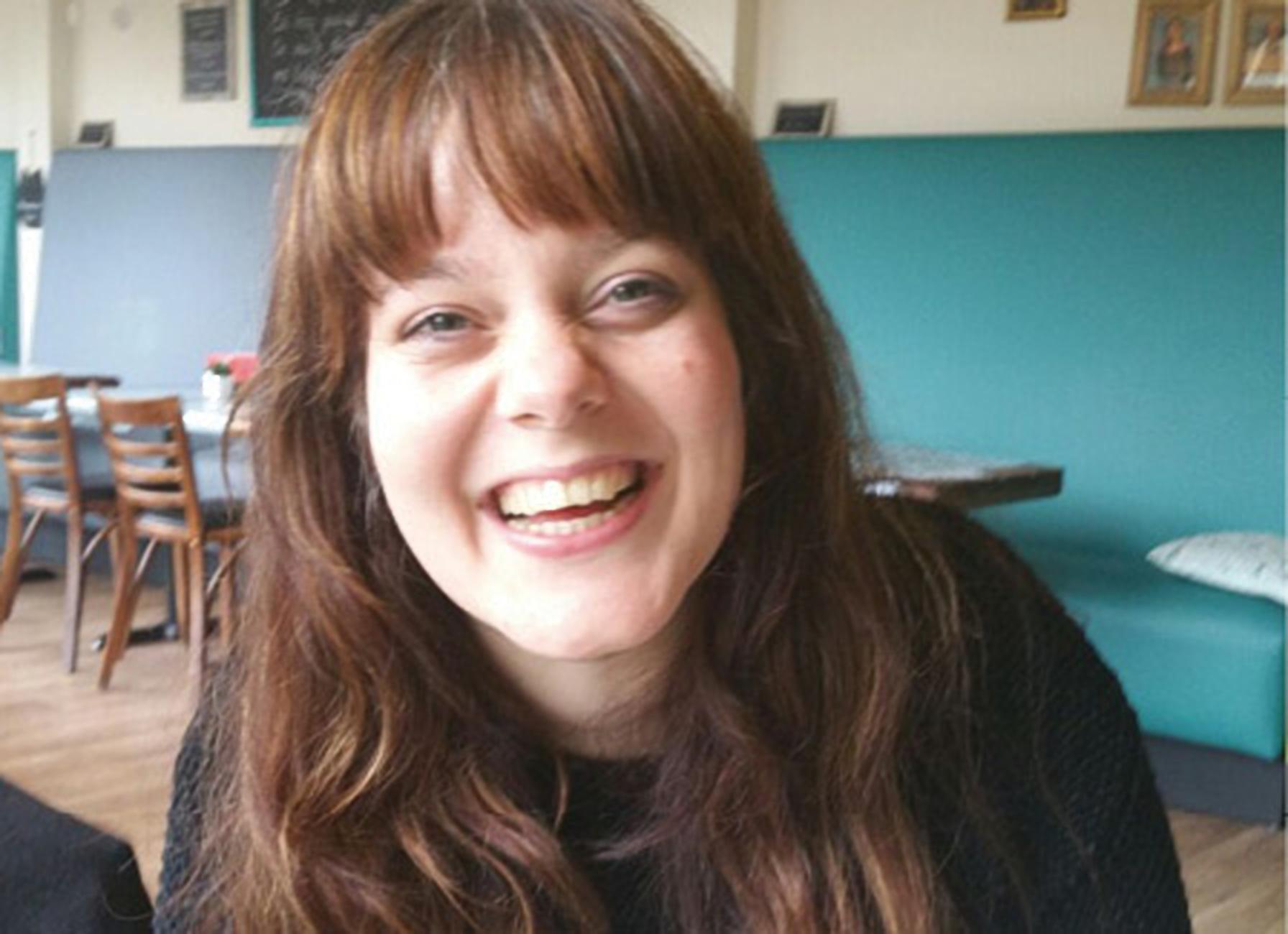 Amber Bindels, blogster voor HandicapNL
