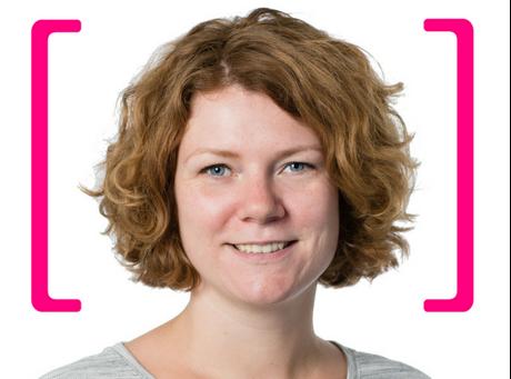 Jade Vening met haken HandicapNL.