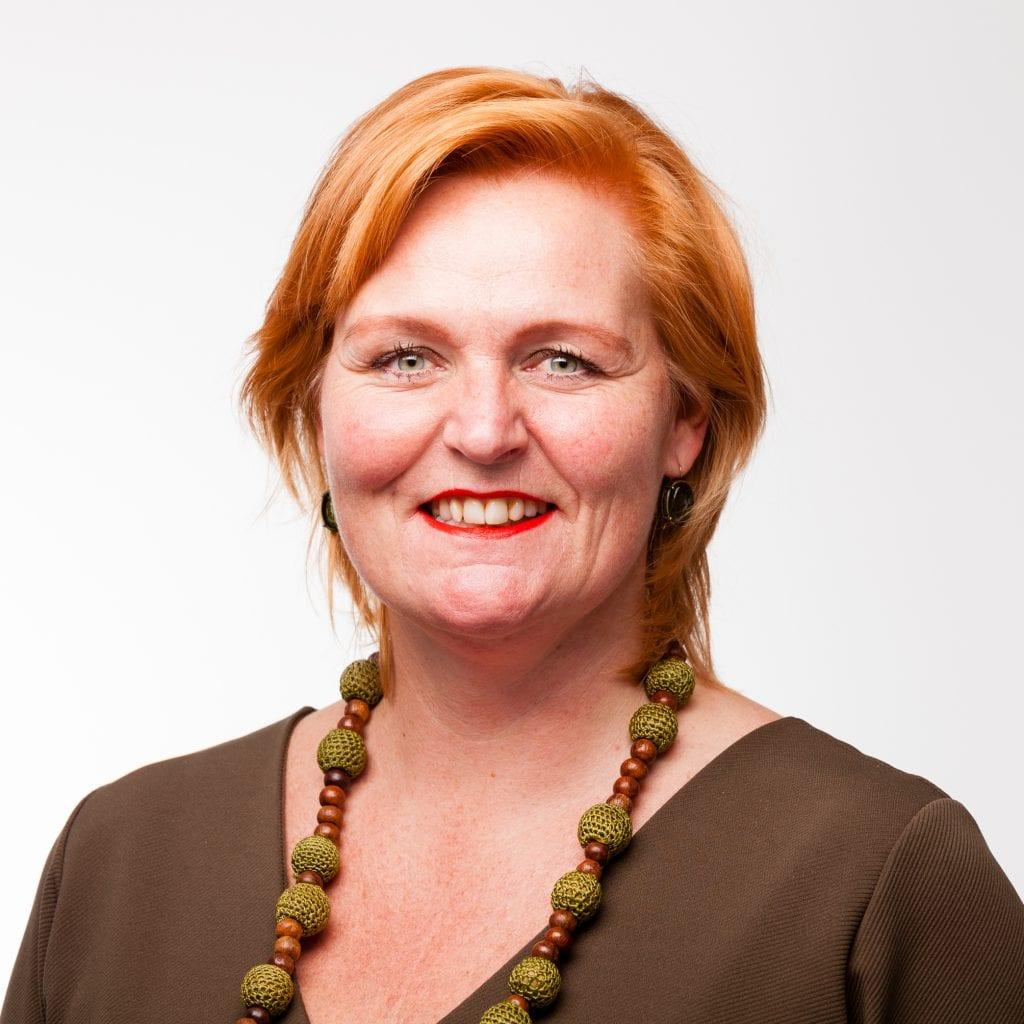 Afbeelding van Cleo van Amelsfort, managing partner bij Independent Recruiters Groep