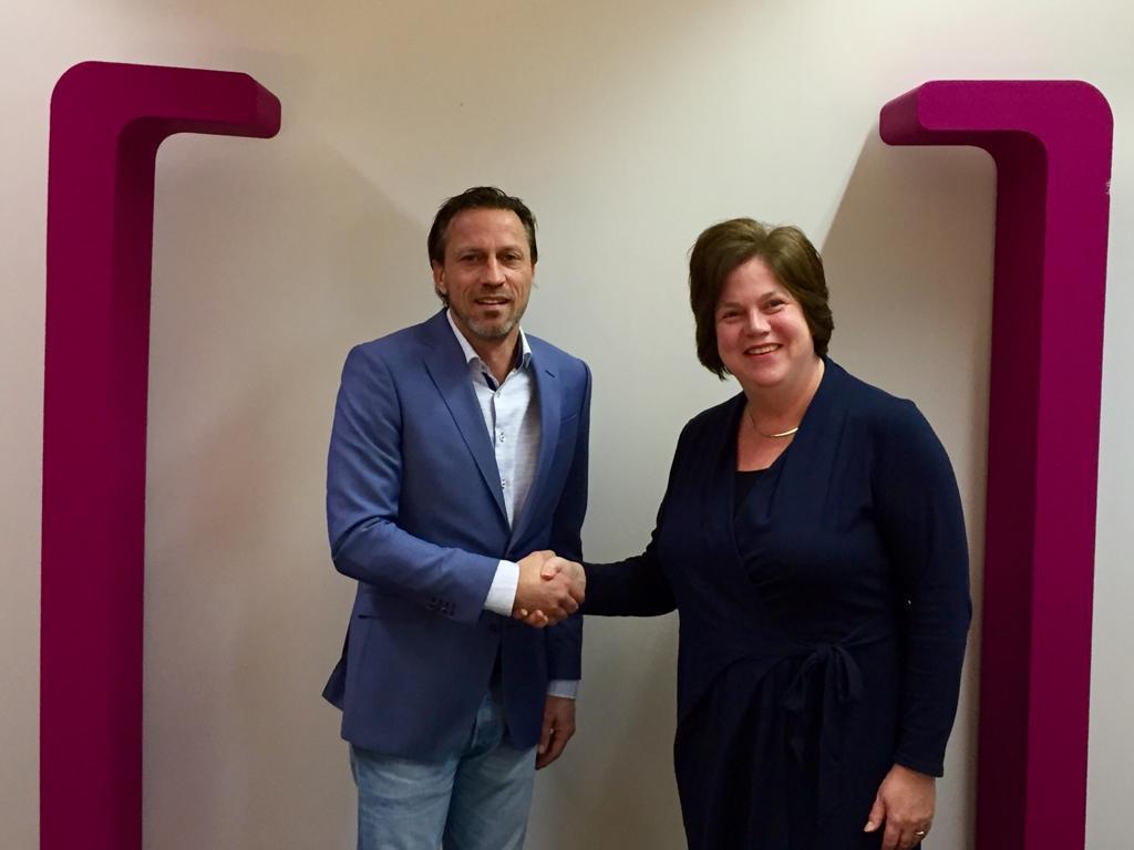 HandicapNL en De La Rey starten samenwerking ICT-donaties