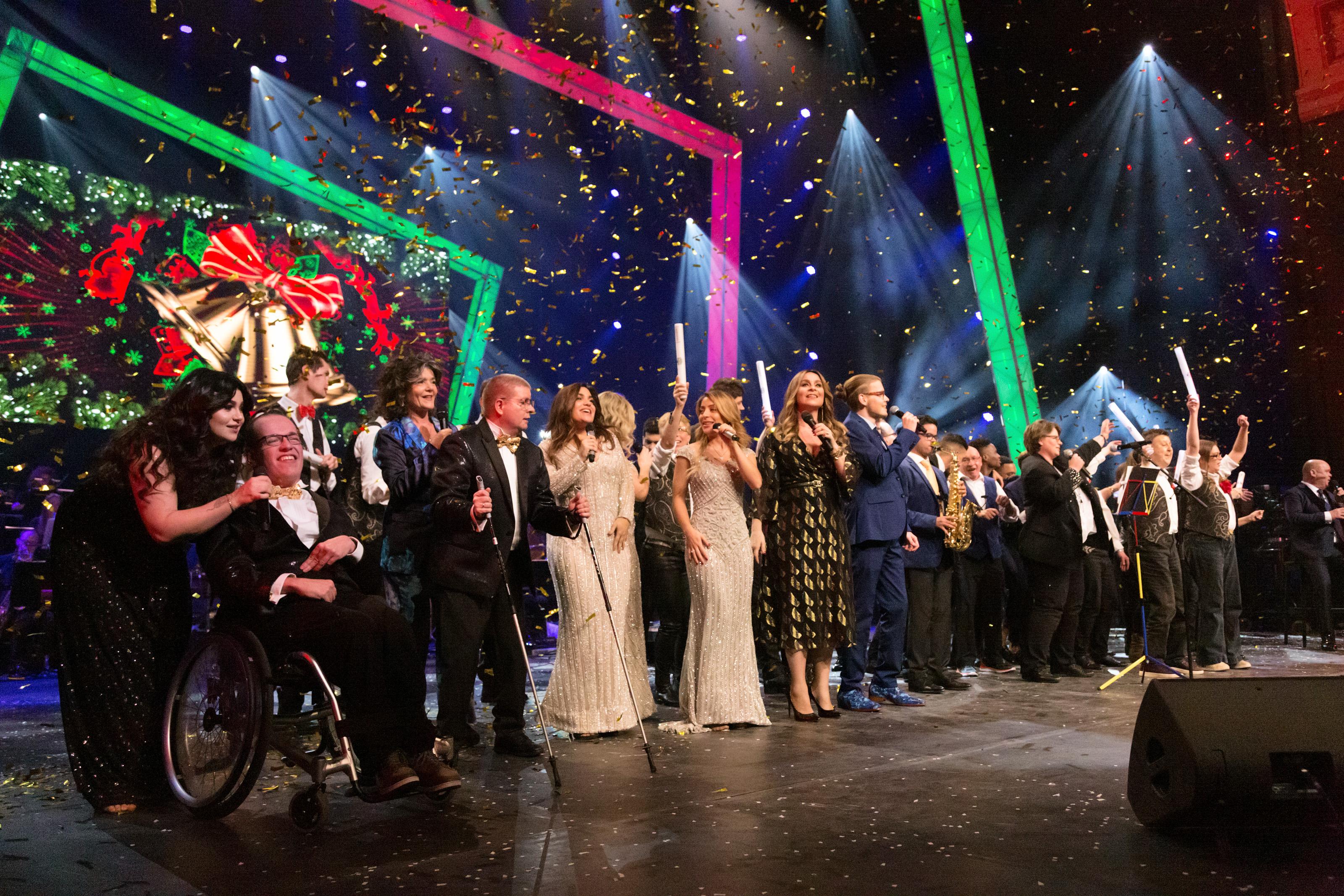 Knoop Gala 2018 in Koninklijk Theater Carré
