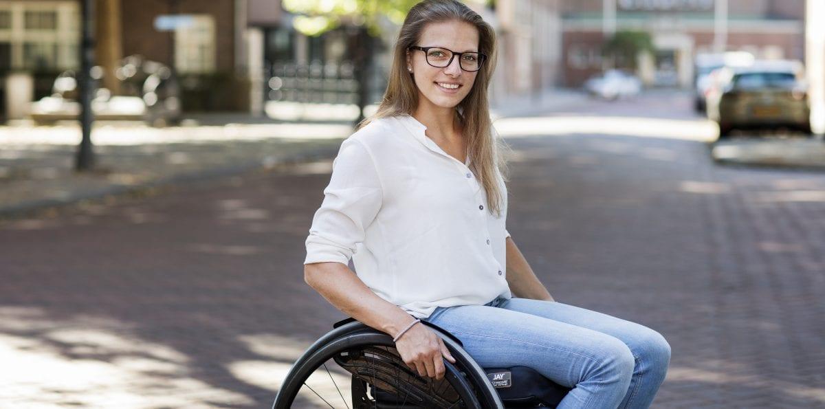 Wendi, rolstoel, zomer, handicap, ontmoet