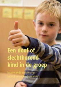 Boekcover: Een doof kind