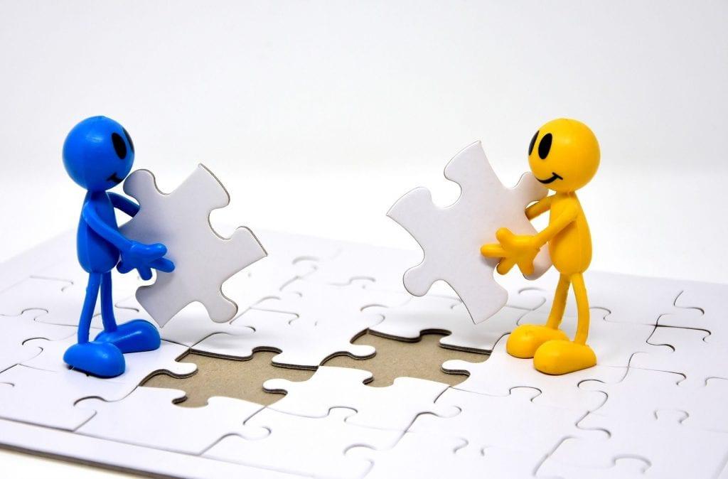 Clientenondersteuning, iemand die je helpt de juiste zorg te vinden