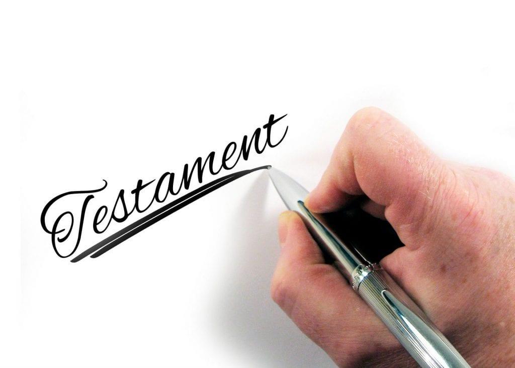 Kan je met een verstandelijke beperking een testament ondertekenen?