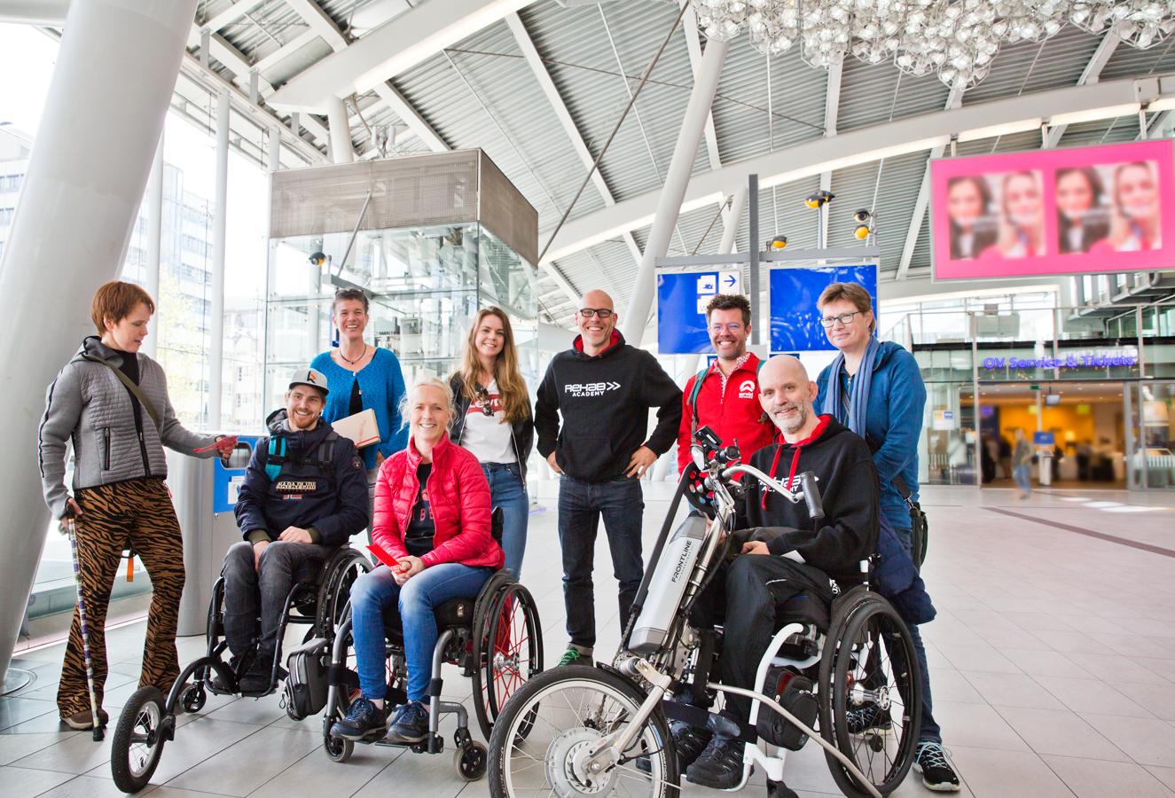 Rehab Academy: Klaar voor de opdrachten in Utrecht