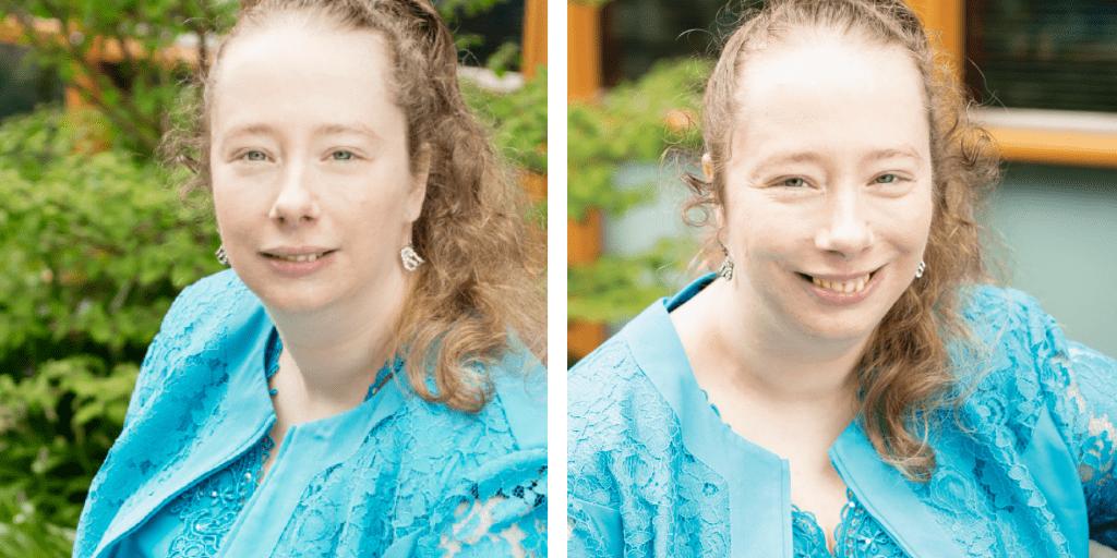 Ellis Jongerius dubbel portretfoto