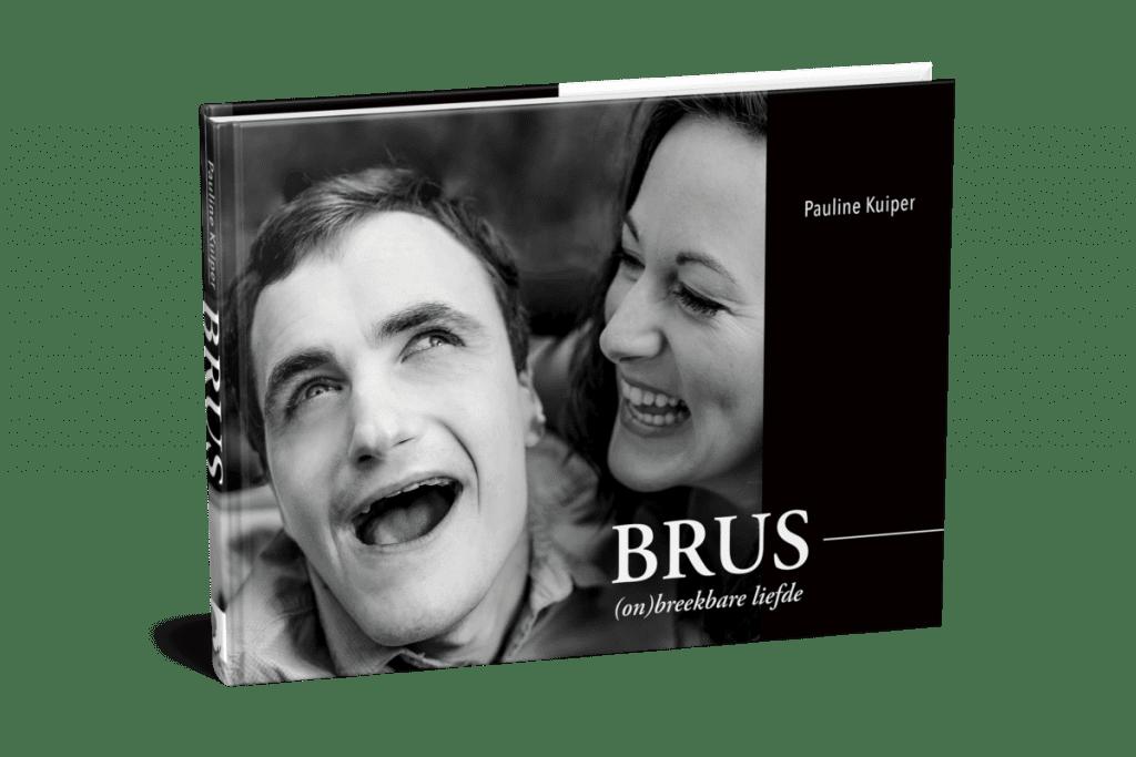 BRUS, (on)breekbare liefde - Pauline Kuiper