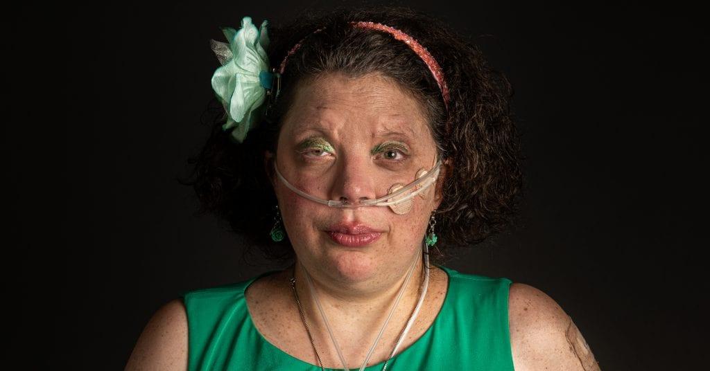 Rachel Schelleman campagnebeeld liggend