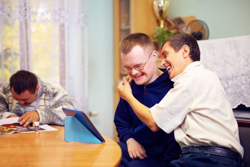 Personeel gehandicaptenzorg corona