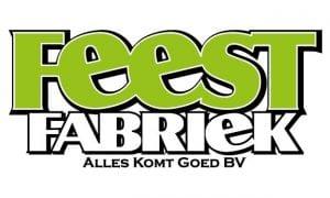 Logo feestfabriek