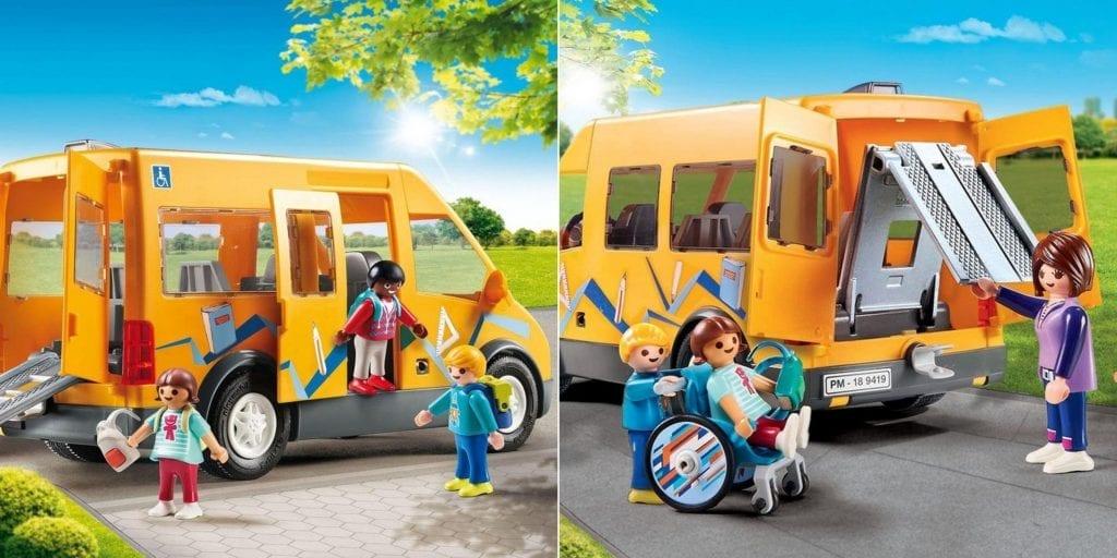 Inclusief speelgoed rolstoel