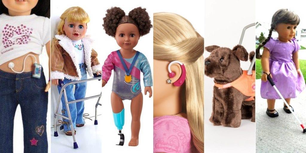 American Girl inclusieve poppen