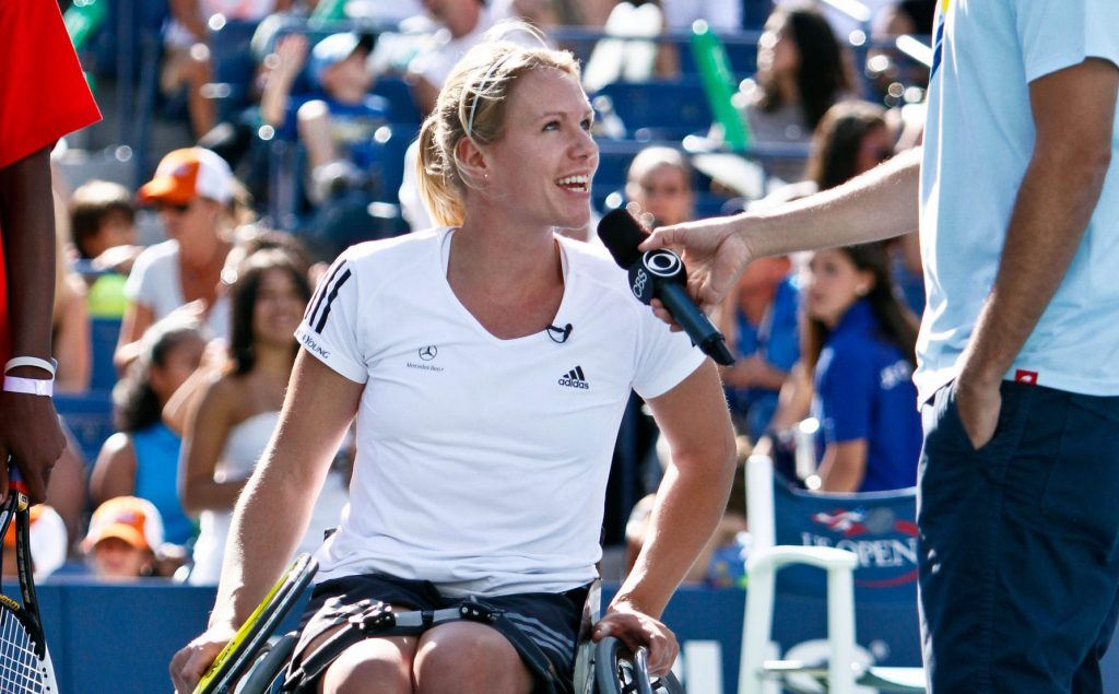 Esther Vergeer Paralympische Spelen